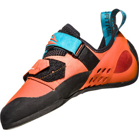 La Sportiva Katana Climbing Shoes Men tangerine/tropic blue